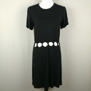 American Eagle Outfitters Cut Out Waist Dress